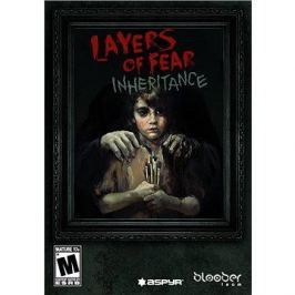 Layers of Fear: Inheritance (PC/MAC/LX) PL DIGITAL